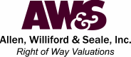 AWS - Right of Way Valuations